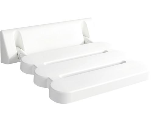 Duschsitz klappbar Comfort weiß
