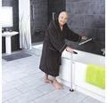 Badewannen-Einstiegshilfe Premium schwarz