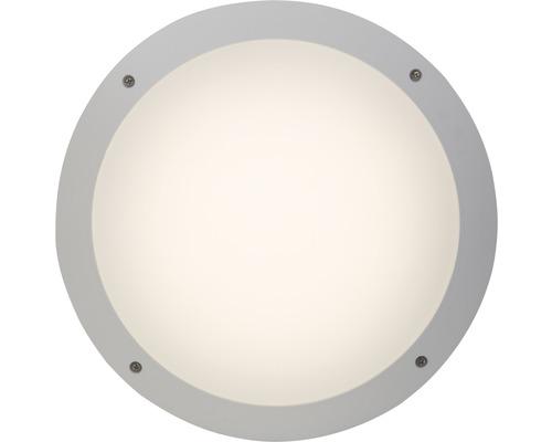 LED Außenwandleuchte 1x12W 1000 lm 4000 K neutralweiß Ø 310 mm Medway weiß