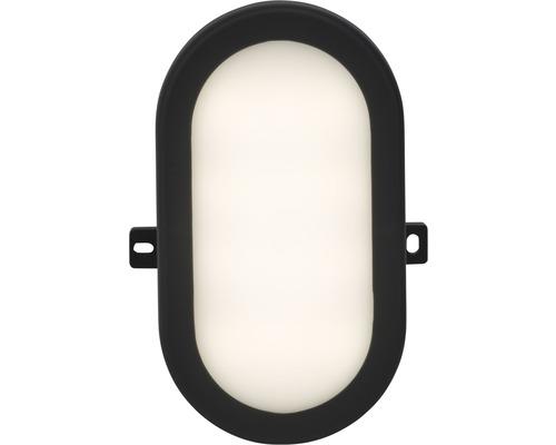 LED Außenwandleuchte 1x5W 450 lm 4200 K neutralweiß H 172 mm Tilbury anthrazit