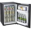 Kühlschrank PKM Hotel Mate MC40 A+ BxHxT 40 x 56 x 42,5 cm Kühlteil 35 l 99 kWh/Jahr schwarz