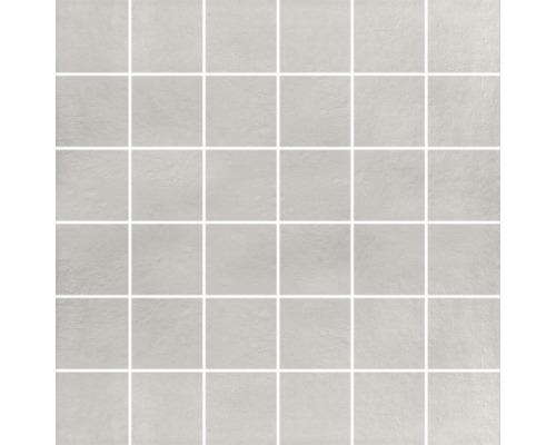 Feinsteinzeugmosaik Poseidone grey 03 30x30 cm