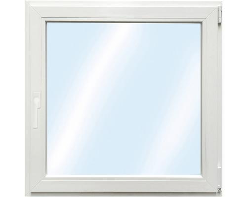 Kunststofffenster 1-flg. ARON Basic weiß 1000x1000 mm DIN Rechts