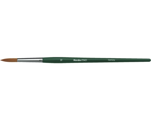 Marabu Künstlerpinsel Fino rund 7,5 mm