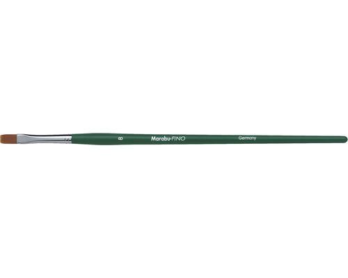 Marabu Künstlerpinsel Fino flach 6,5 mm