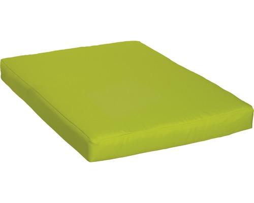 Palettenkissen für Sitzfläche Premium 80x60 cm Polyester grün