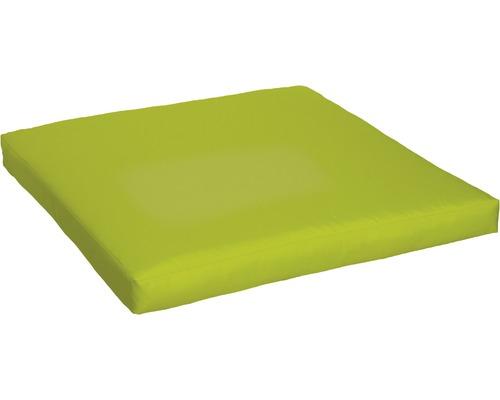 Palettenkissen für Sitzfläche Premium 80x80 cm Polyester grün