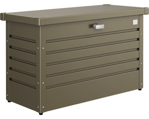 Freizeitbox biohort 100, 101 x 46 x 61 cm, bronze-metallic