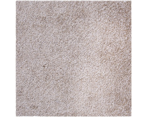 Teppichboden Shag Ideale beige 400 cm breit (Meterware)