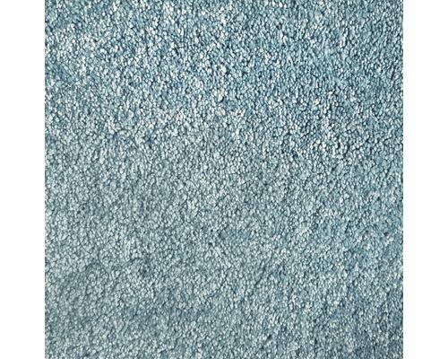 Teppichboden Shag Calmo hellblau 400 cm breit (Meterware)