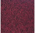 Teppichboden Nadelfilz Invita rot 400 cm breit (Meterware)